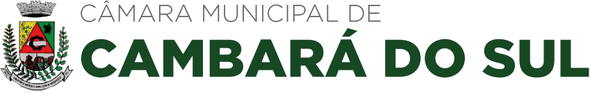 Logotipo Print Câmara de Cambará do Sul